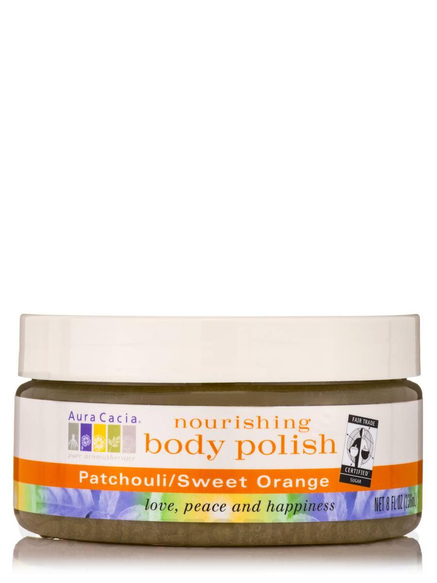 Patchouli/Sweet Orange Nourishing Body Polish - 8 fl. oz (236 ml)