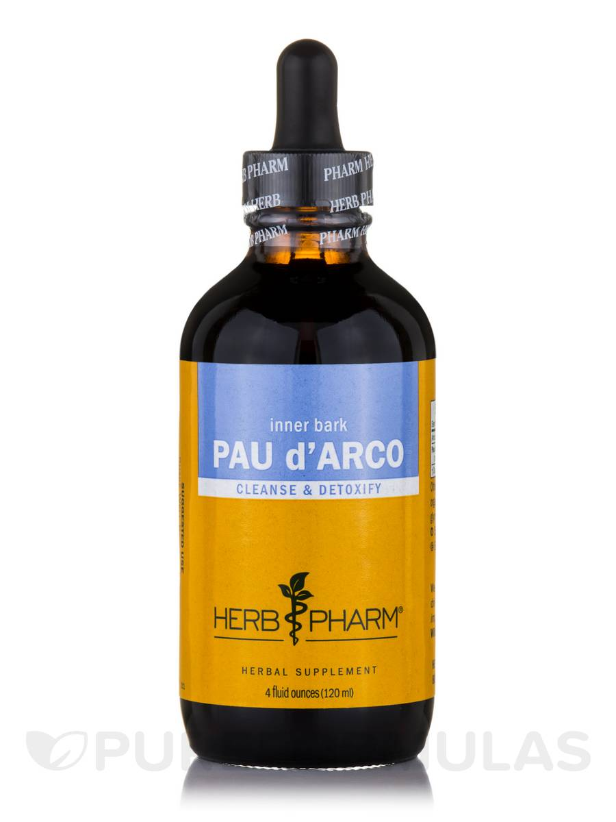Pau D'Arco - 4 fl. oz (120 ml)