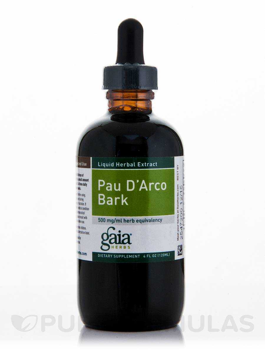 Pau D'Arco Bark - 4 fl. oz (120 ml)