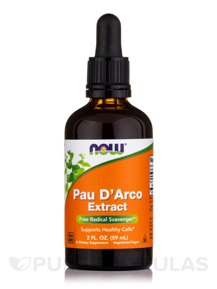 Pau D'Arco Extract - 2 fl. oz (60 ml)