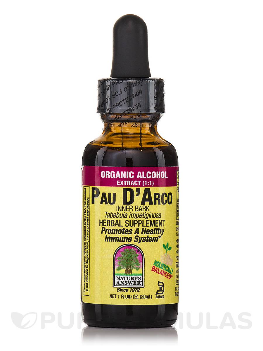 Pau D'Arco Inner Bark Extract - 1 fl. oz (30 ml)