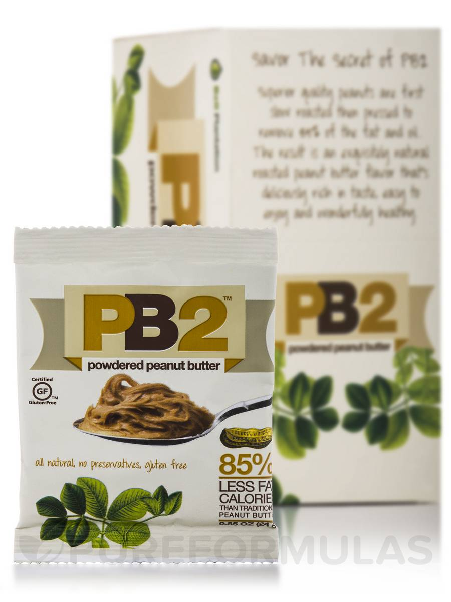 PB2 Powdered Peanut Butter - 12 Packets