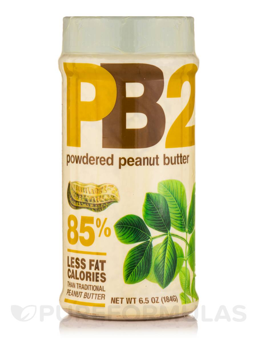PB2 Powdered Peanut Butter - 6.5 oz (184 Grams)