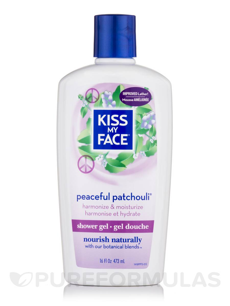 Peaceful Patchouli Shower & Bath Gel - 16 fl. oz (473 ml)