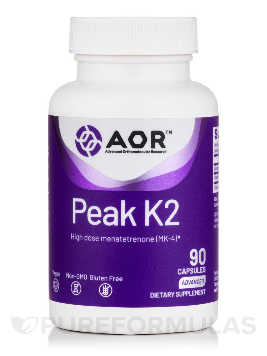 Peak K2™ - 90 Vegi-Caps