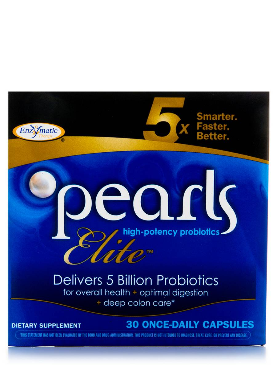 Pearls Elite - 30 Capsules