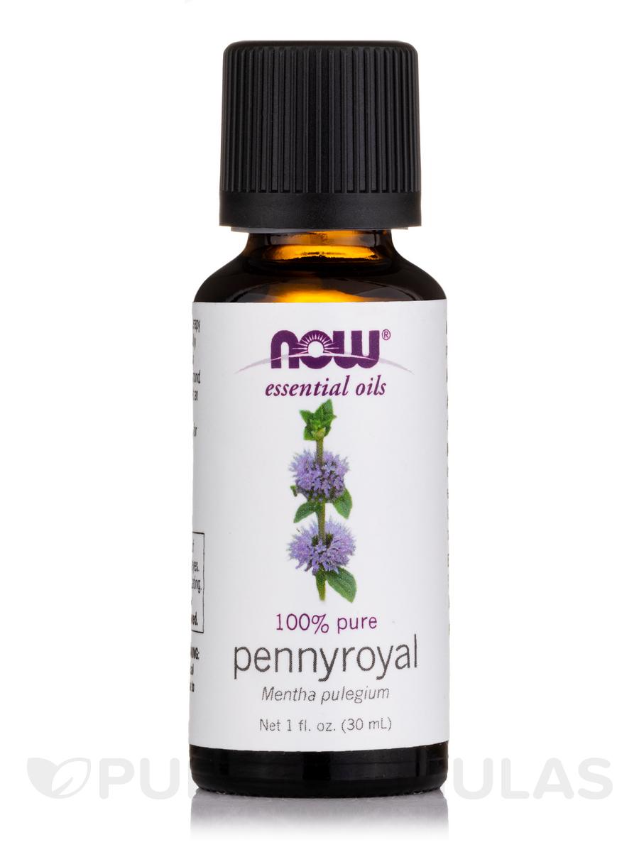 NOW® Essential Oils - Pennyroyal Oil - 1 fl. oz (30 ml)