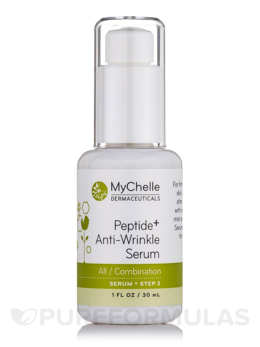 Peptide+ Anti-Wrinkle Serum - 1 fl. oz (30 ml)