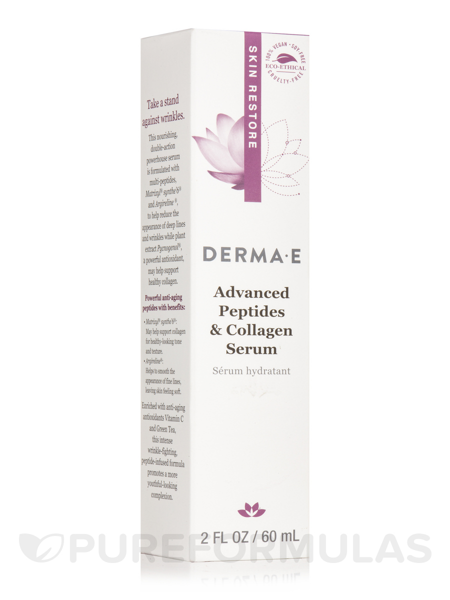 Advanced Peptide and Collagen Serum - 2 fl. oz (60 ml)