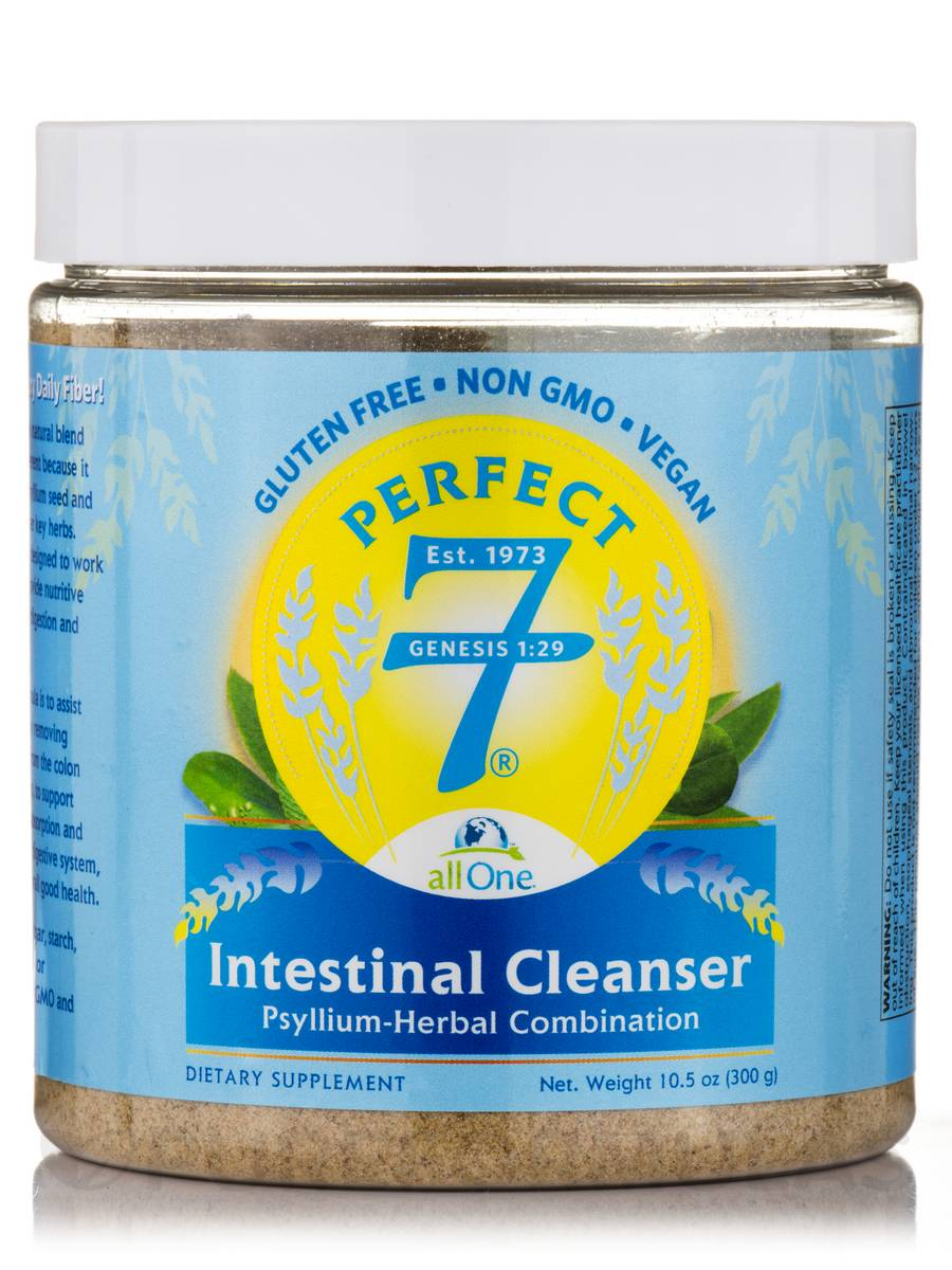 Perfect 7® Intestinal Cleanser Powder - 10.5 oz (300 Grams)