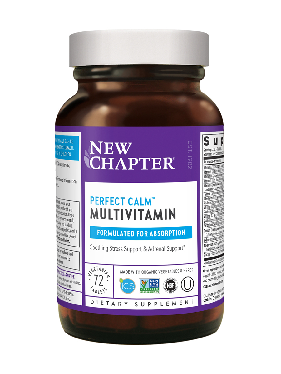 Perfect Calm® - 72 Tablets