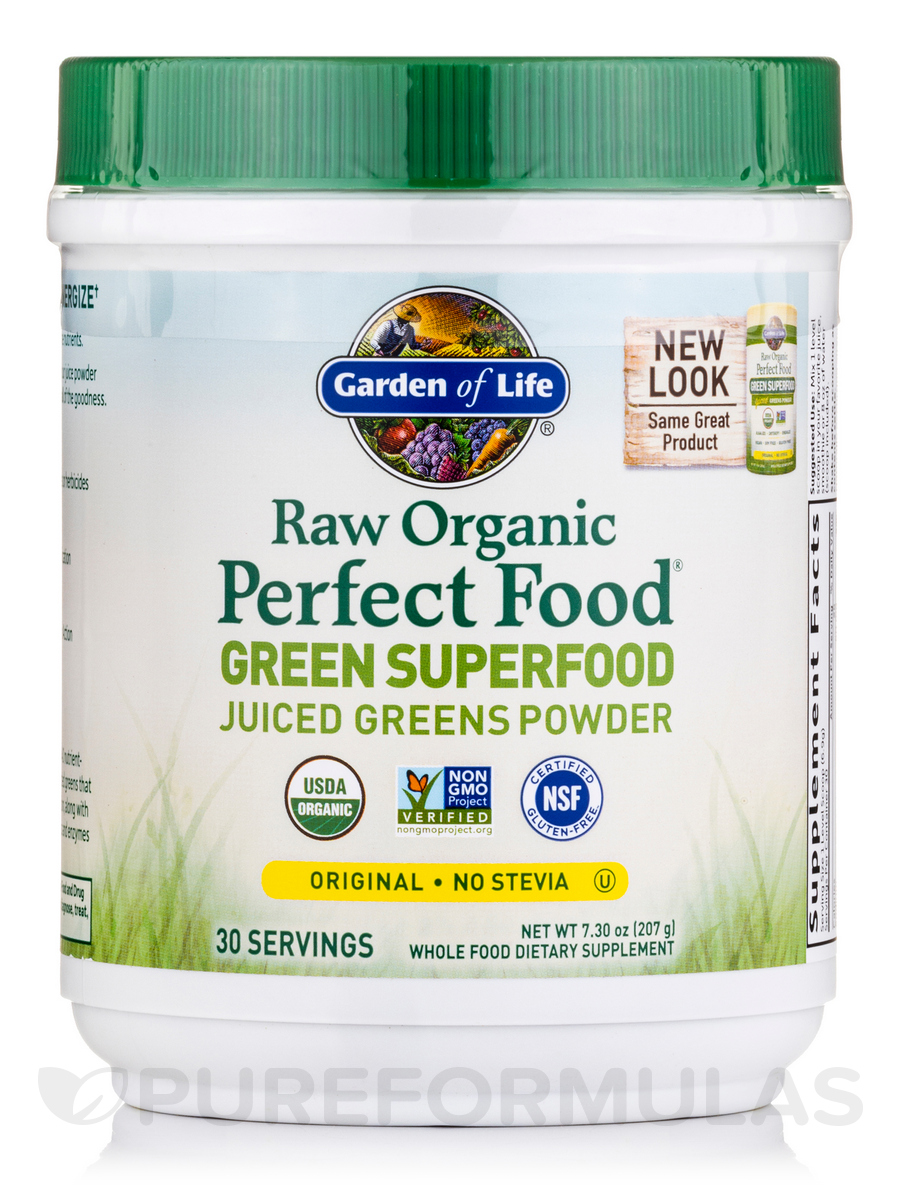 Perfect Food RAW - Original Powder - 8.5 oz (240 Grams)