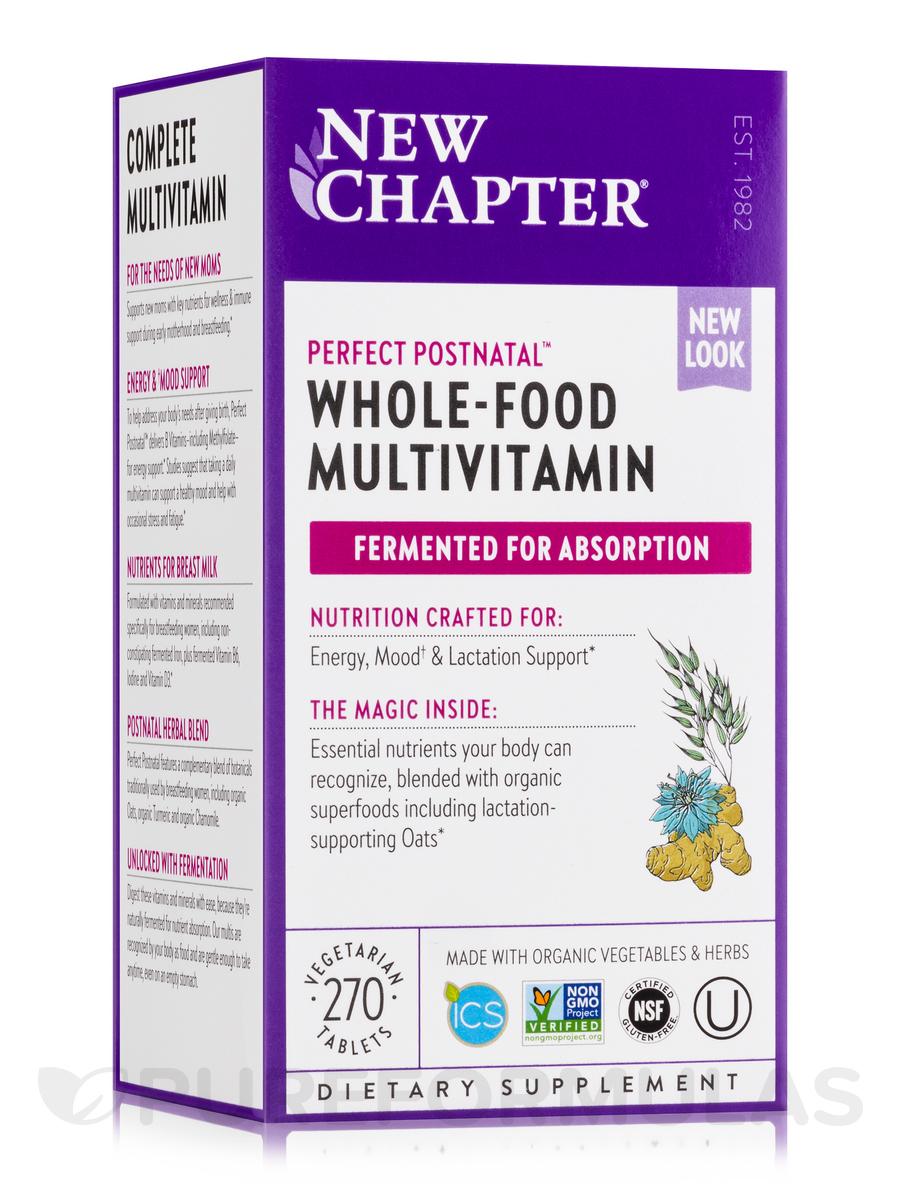 Perfect Postnatal™ Multivitamin - 270 Tablets