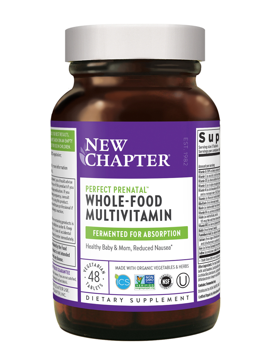 Perfect Prenatal® Multivitamin+ - 48 Tablets