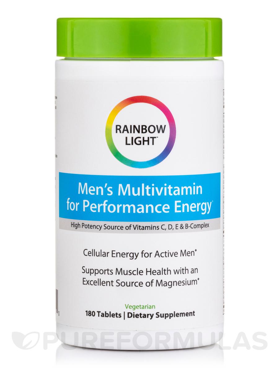 Performance Energy™ for Men - 180 Tablets