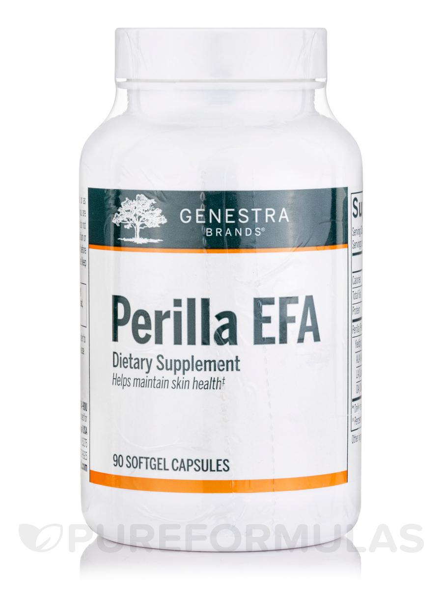 Perilla EFA - 90 Softgels Capsules