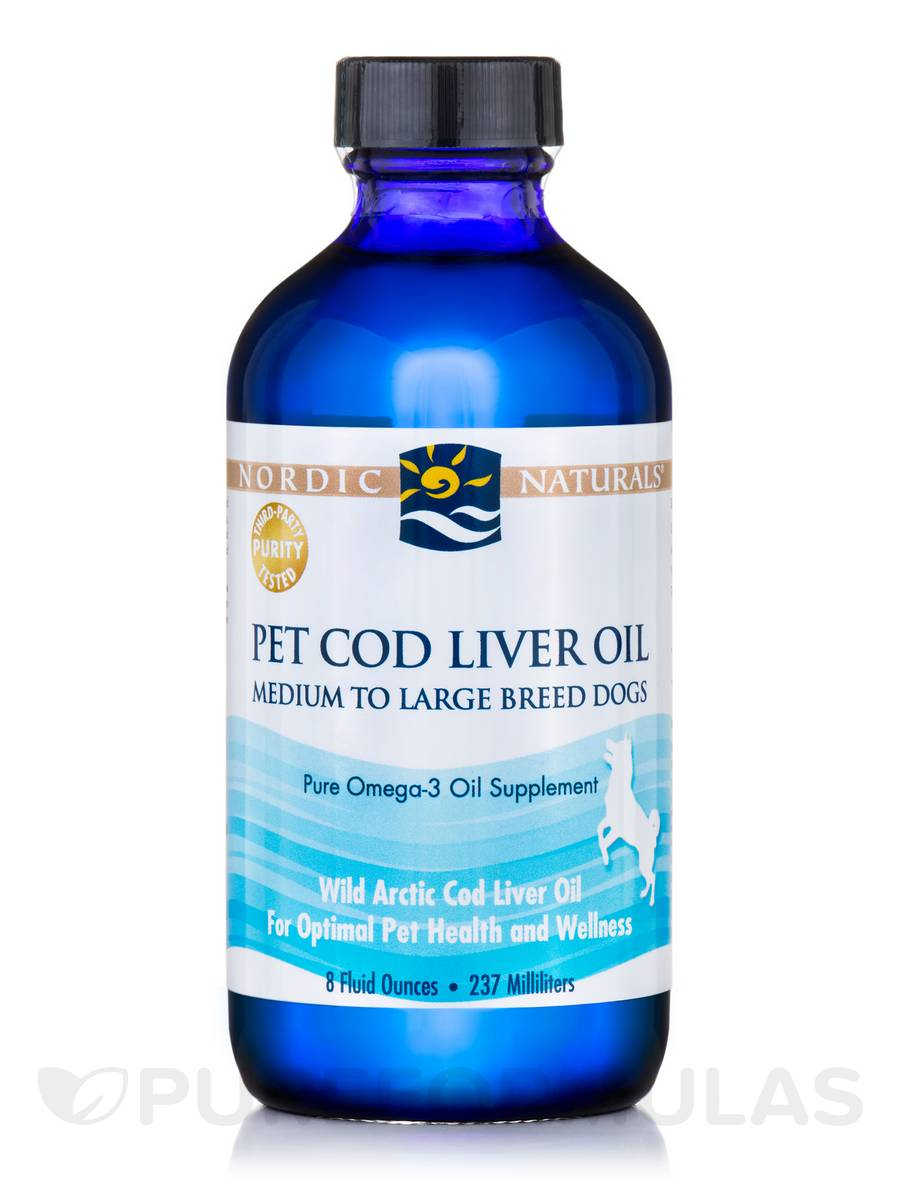 Cod liver oil good for dogs