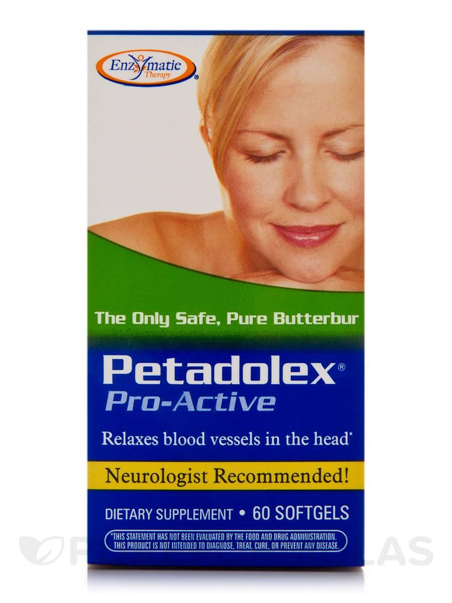 Petadolex Pro-Active - 60 Softgels