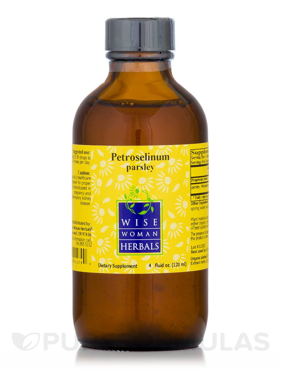 Petroselinum Crispum (Parsley) - 4 fl. oz (120 ml)