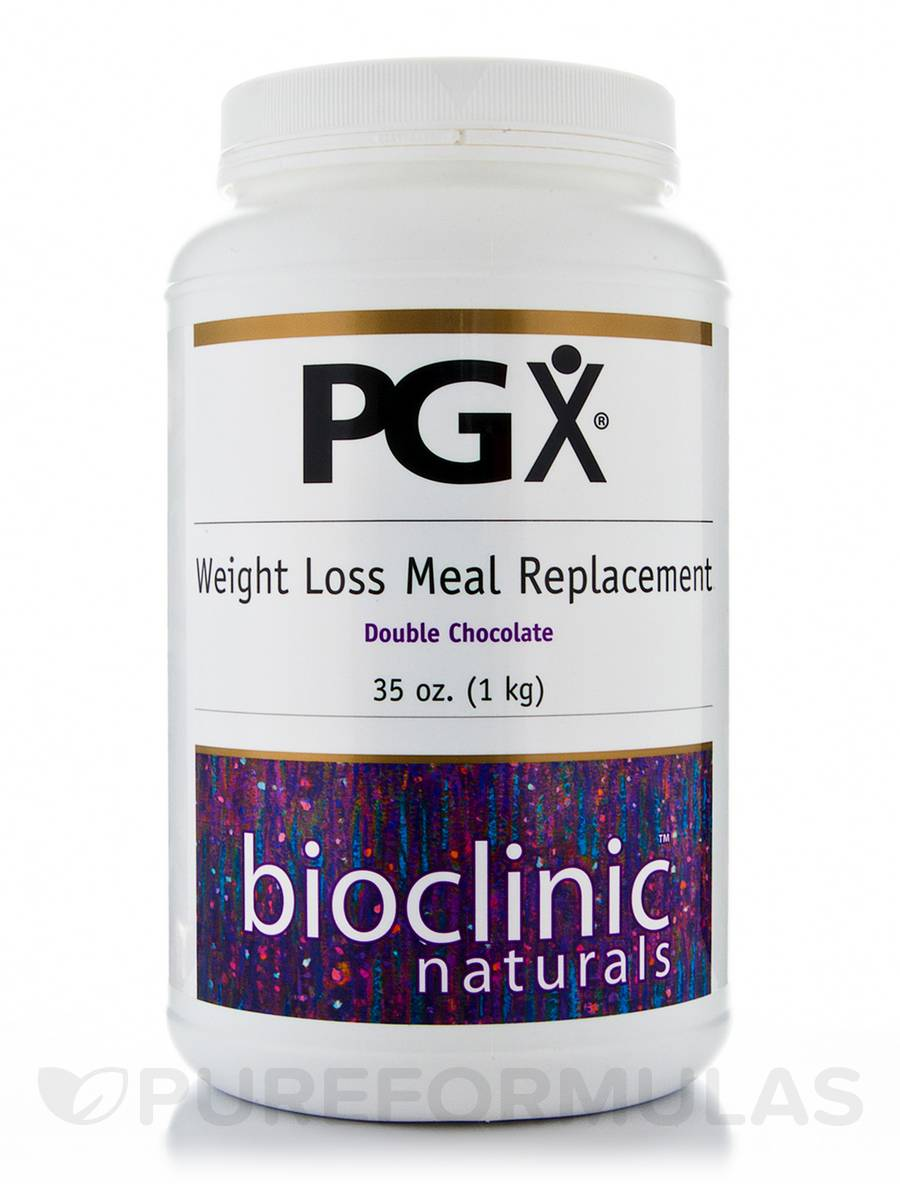 PGX Weight Loss Meal Replacement (Double Chocolate) - 35 oz (1 kg) / (1000 Grams)