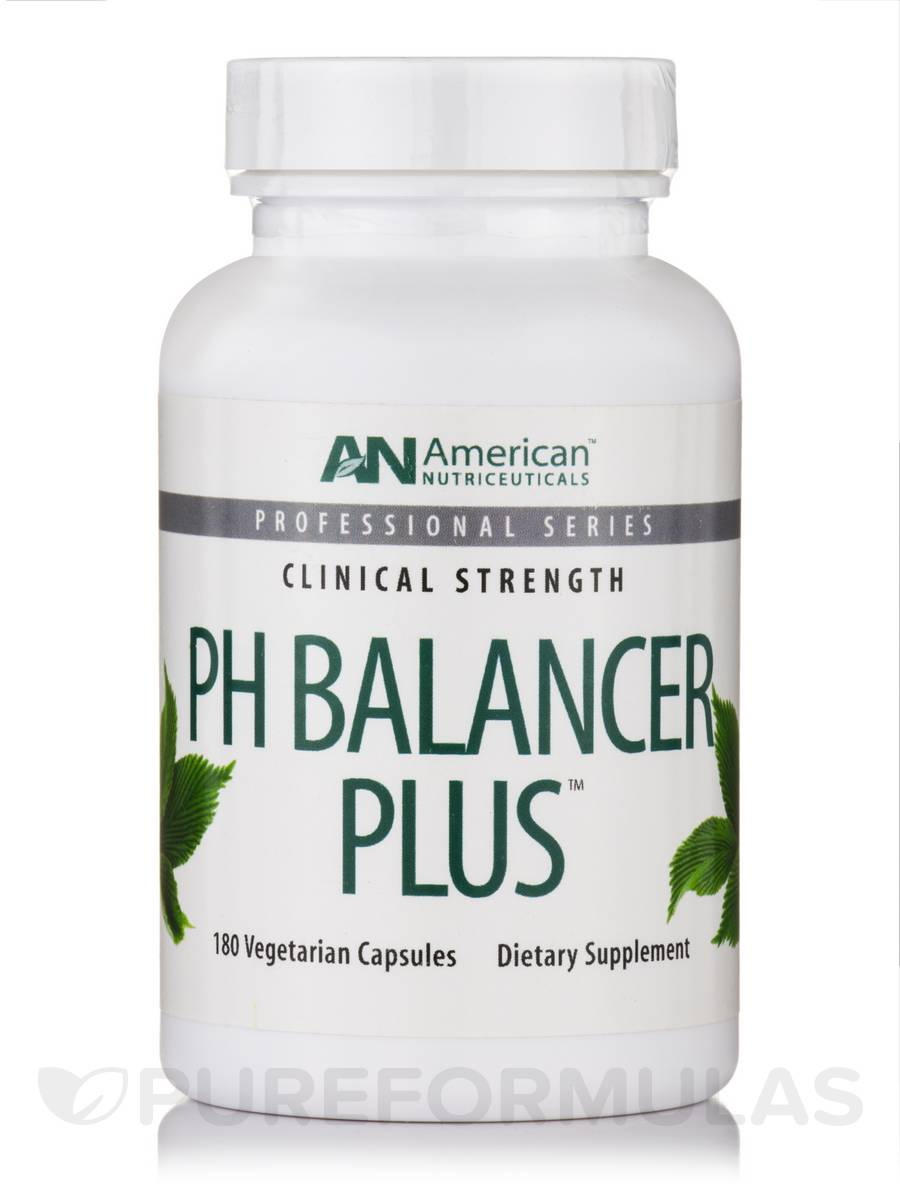 Ph Balancer Plus - 180 Vegetarian Capsules