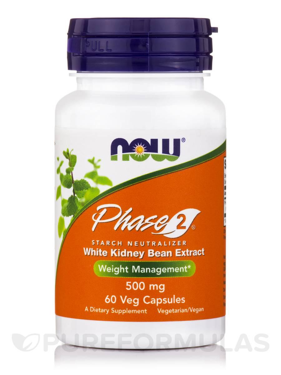 Phase-2 500 mg - 60 Vegetarian Capsules