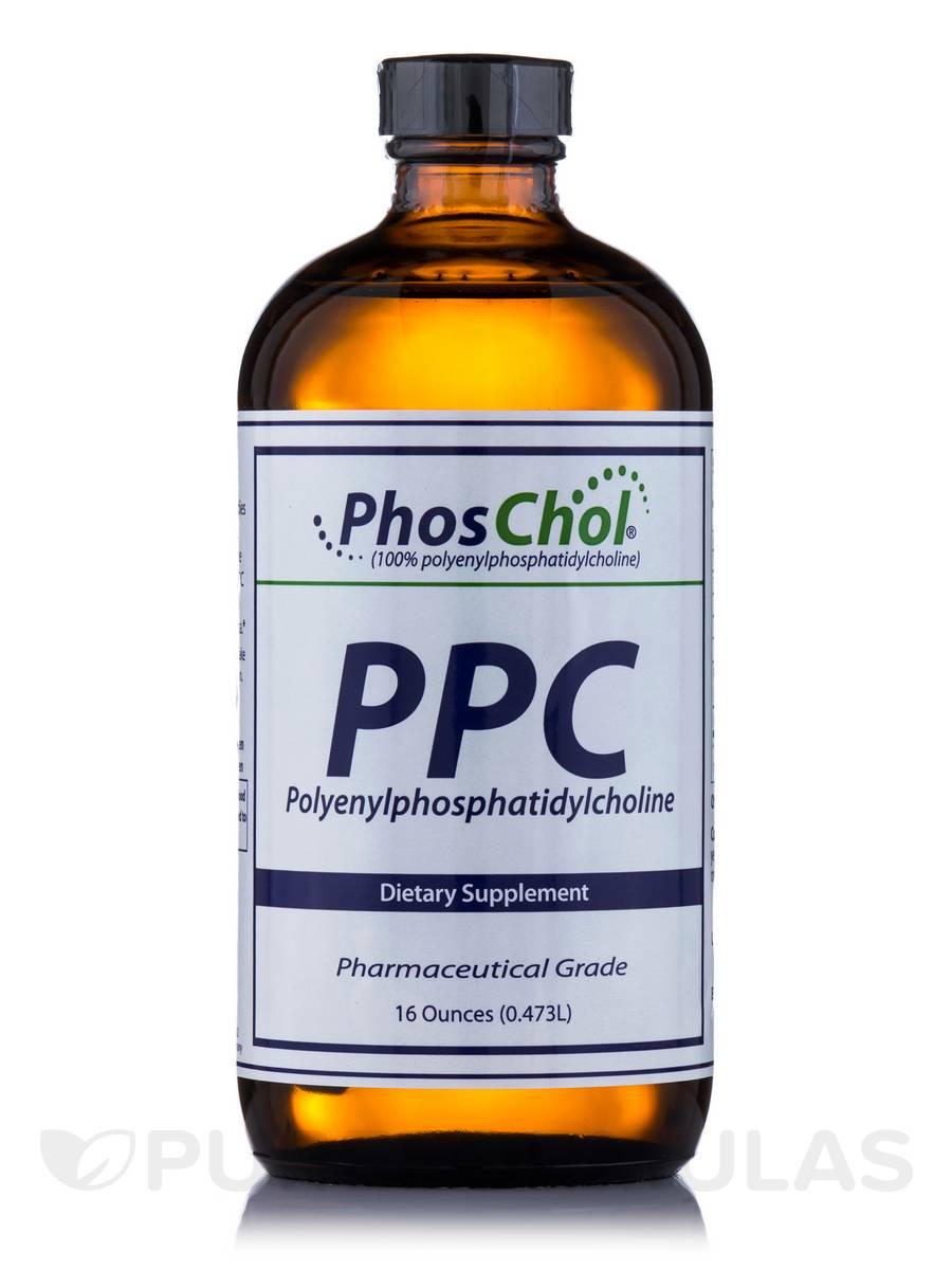 PPC PolyenylPhosphatidylCholine - 16 oz (0.473 L)