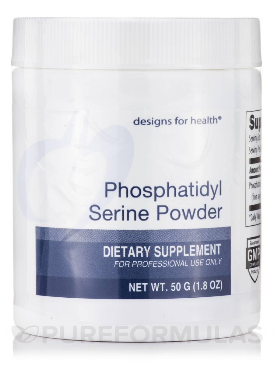 Phosphatidyl Serine Powder - 1.8 oz (50 Grams)