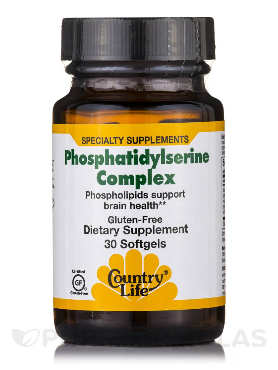 Phosphatidylserine Complex Neuro-PS - 30 Softgels