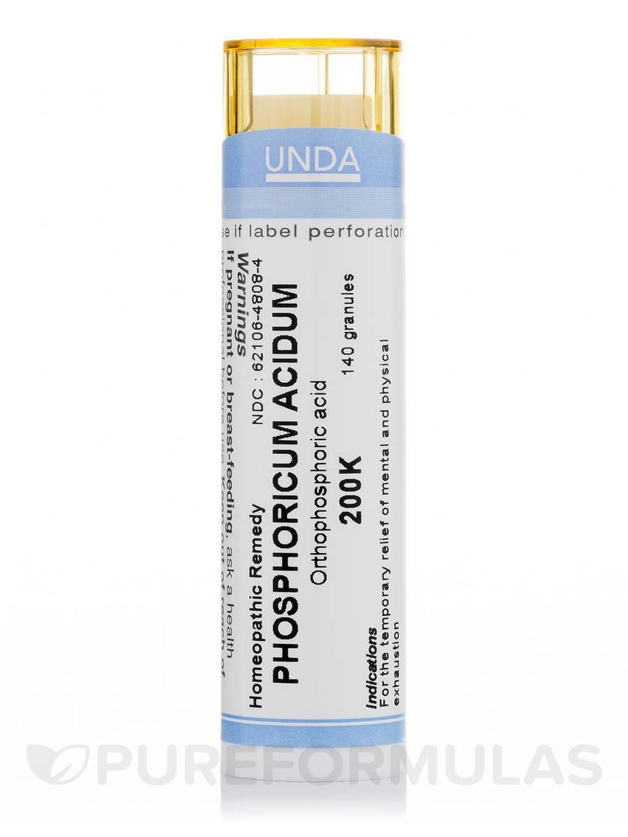 Phosphoricum Acidum 200K - 140 Granules (5.5g)