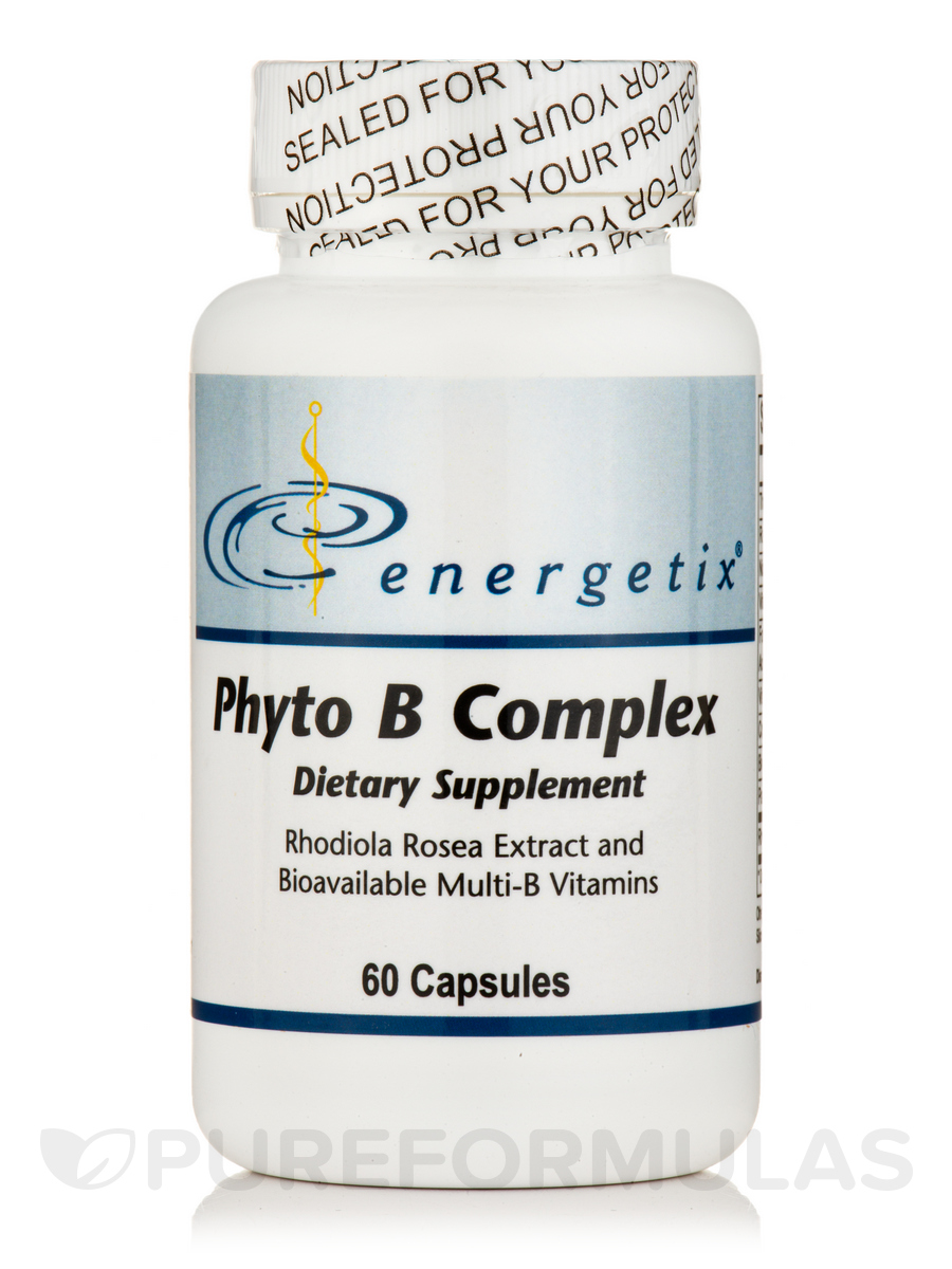 Phyto B Complex - 90 Capsules