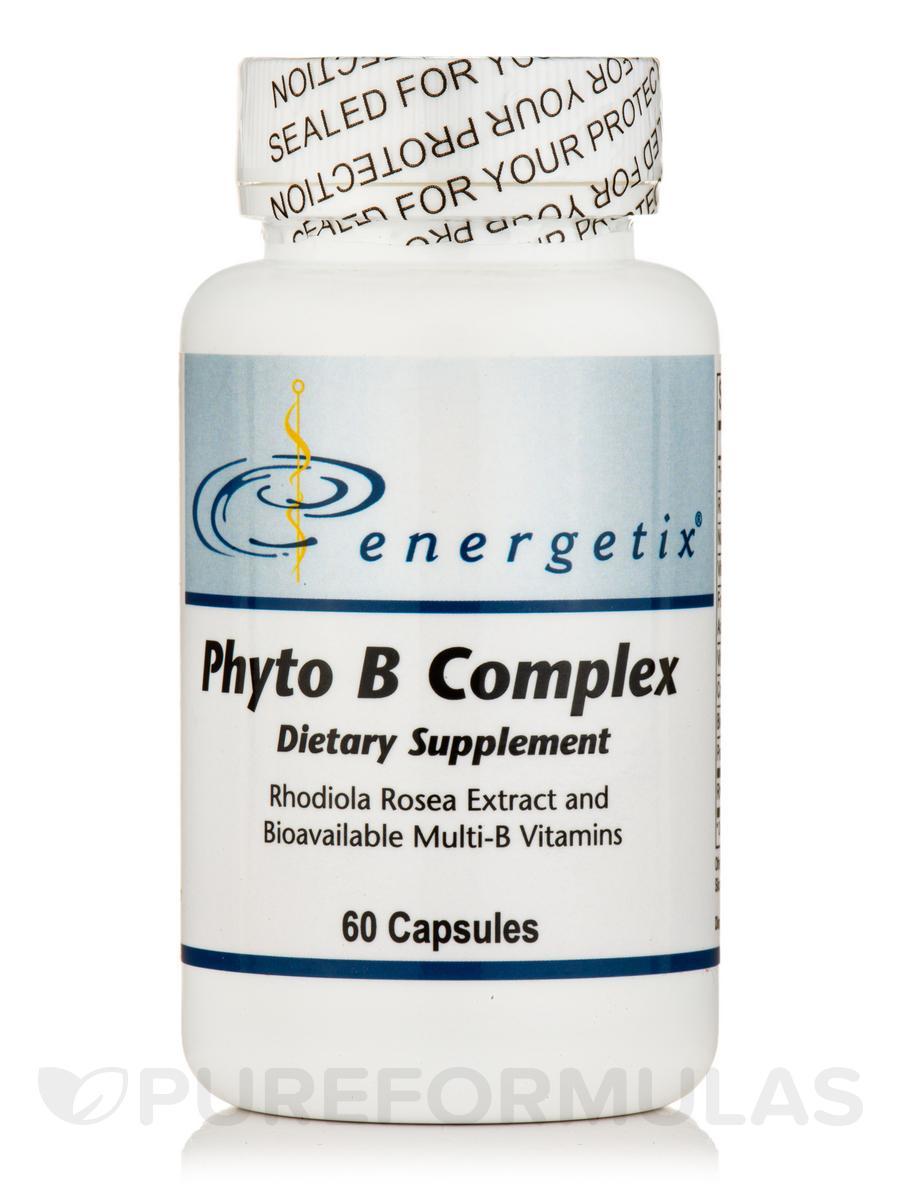 Phyto B Complex - 90 Capsules