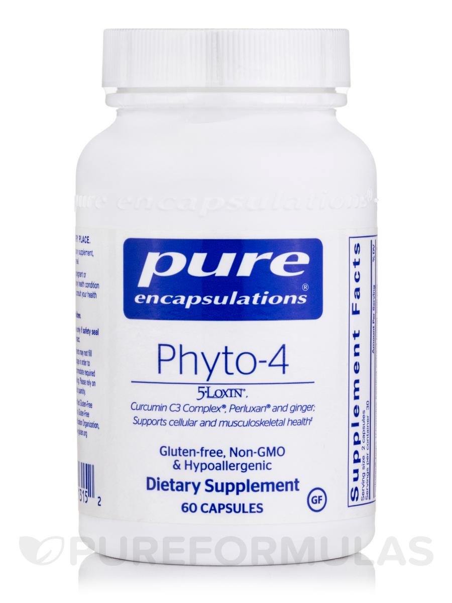 Phyto-4 - 60 Capsules
