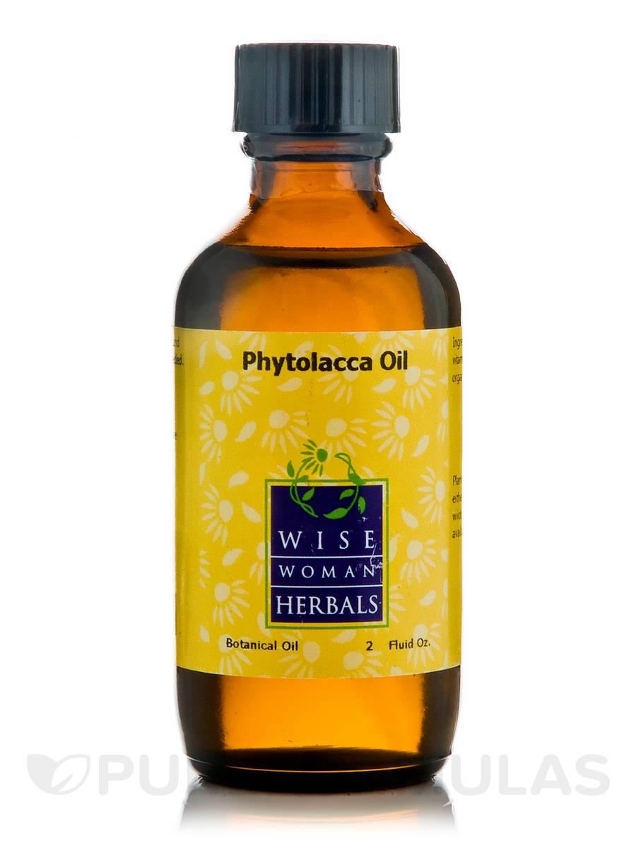 Phytolacca Oil - 2 fl. oz