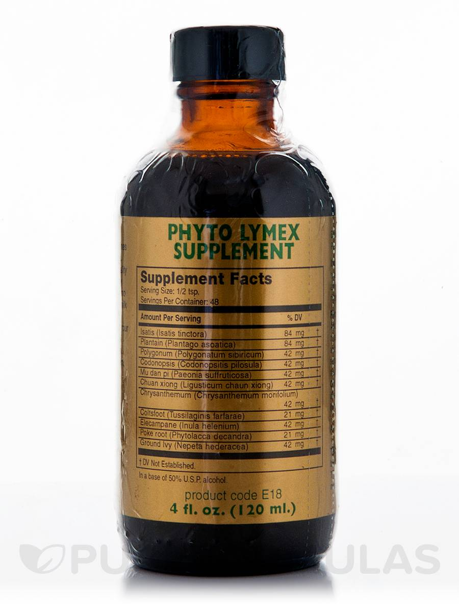 PhytoLymex - 4 fl. oz (120 ml)