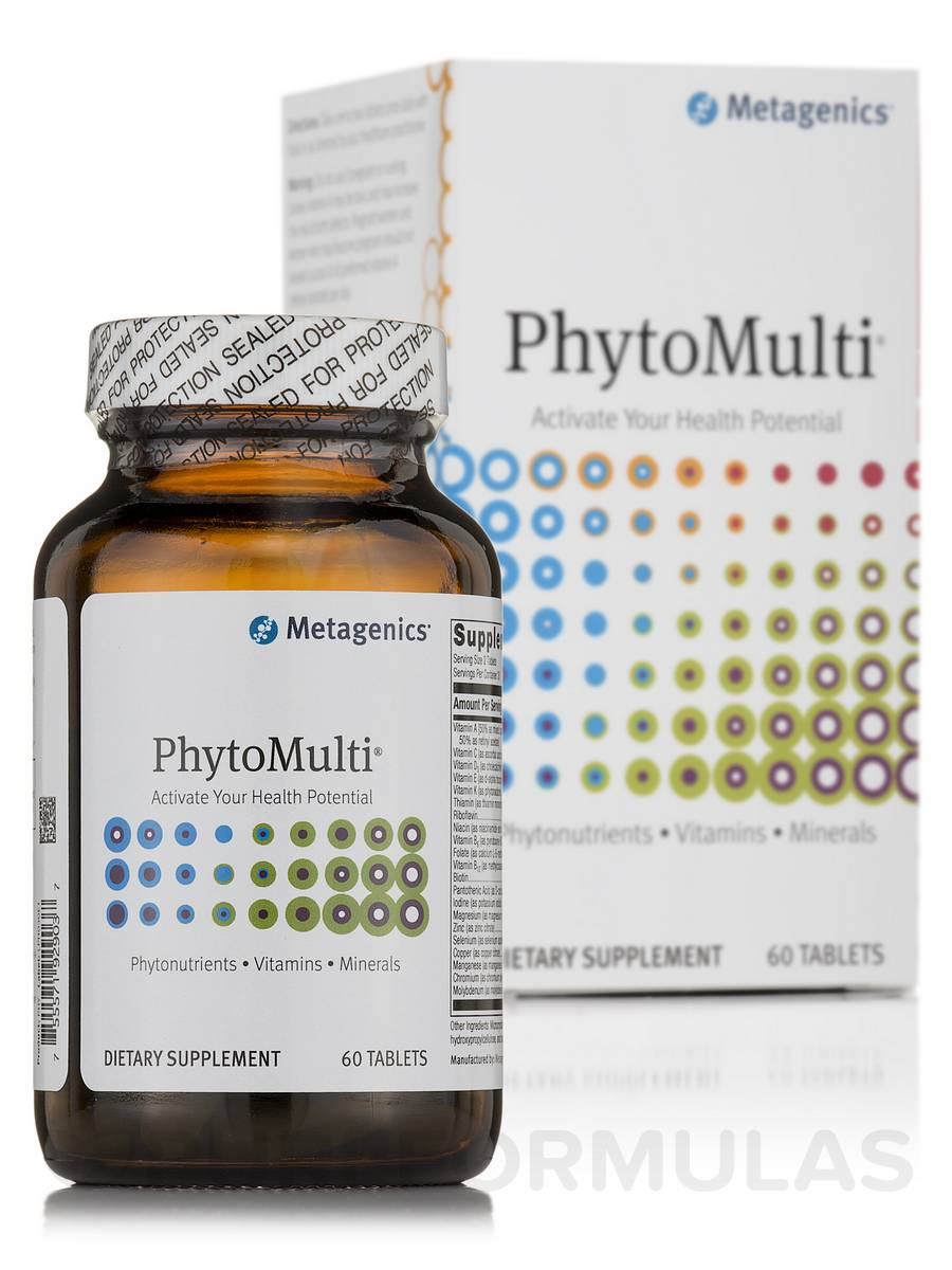 PhytoMulti® - 60 Tablets