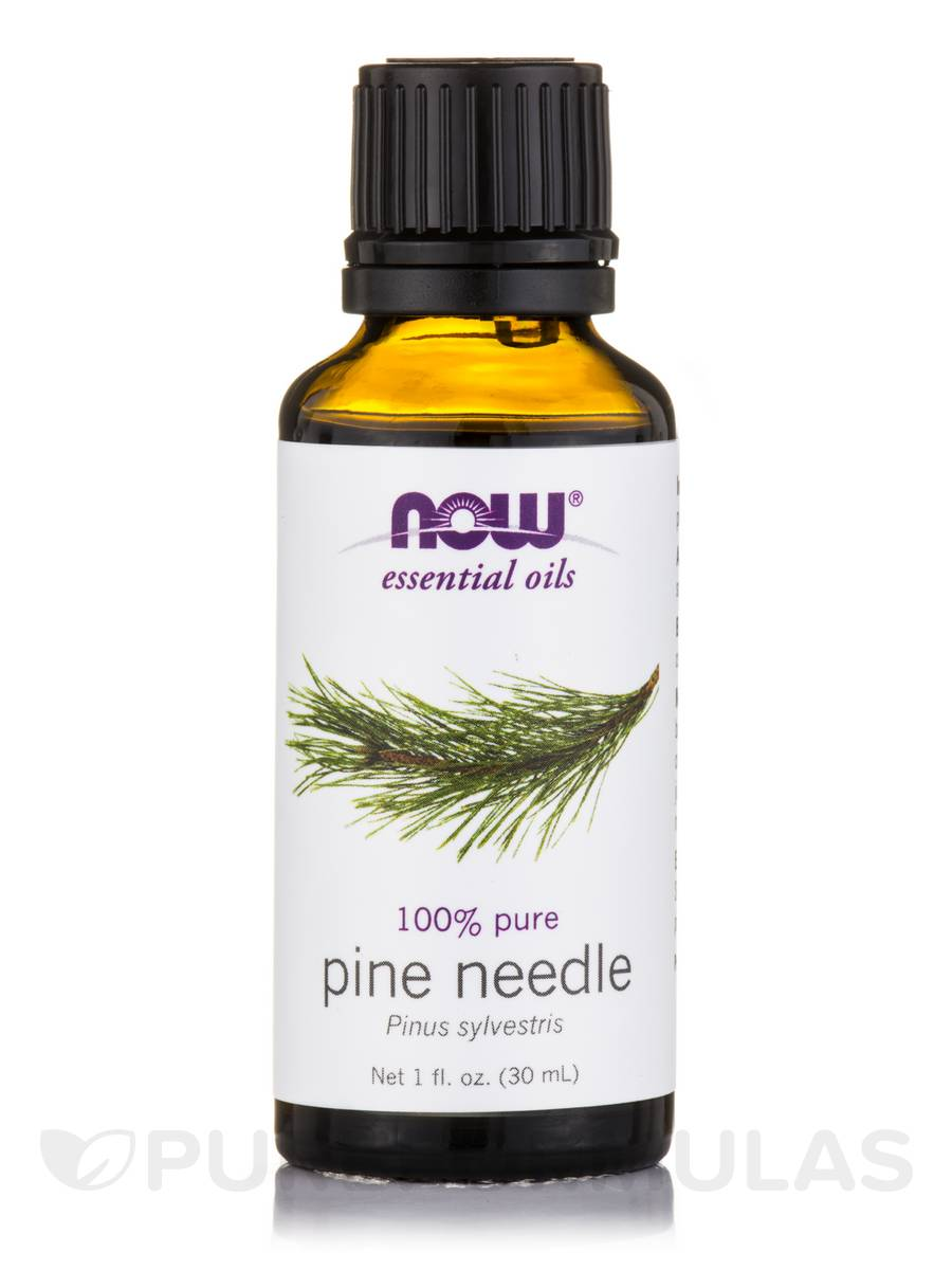 NOW® Essential Oils - Pine Needle Oil - 1 fl. oz (30 ml)