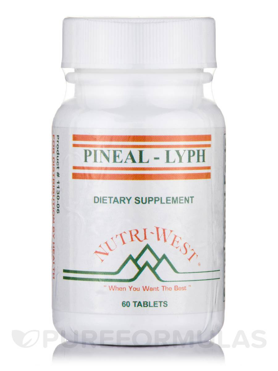 Pineal-Lyph - 60 Tablets