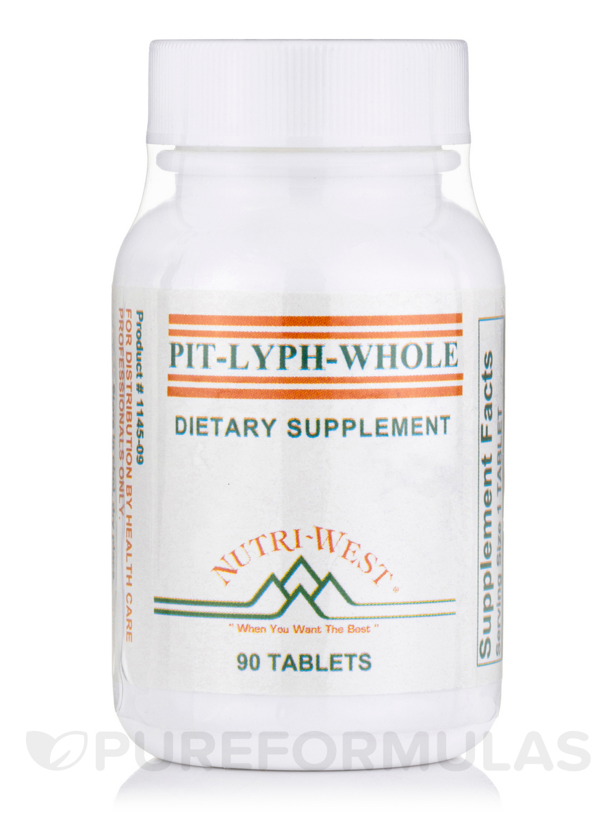 Pit-Lyph Whole - 90 Tablets