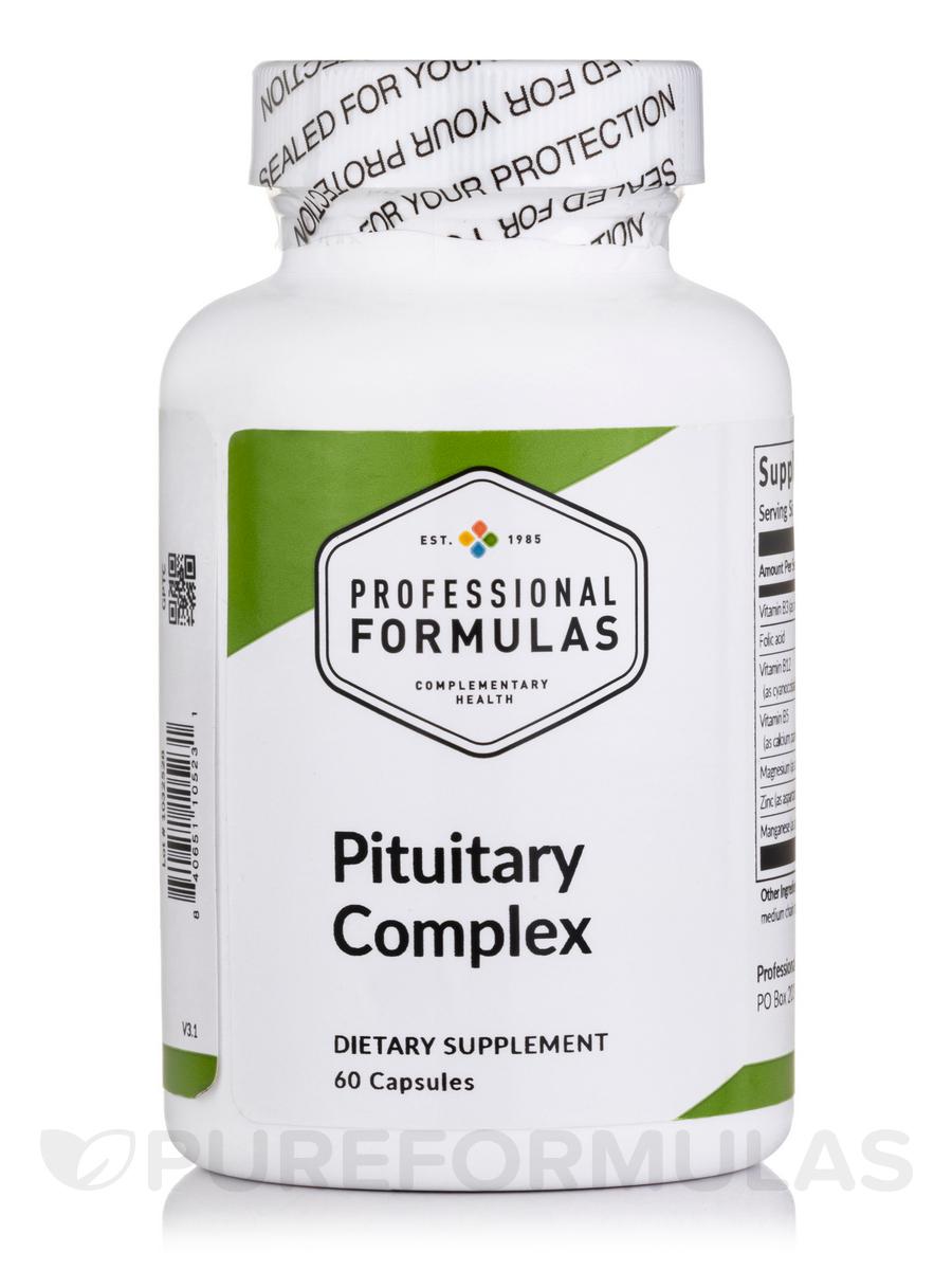 Pituitary Complex - 60 Capsules