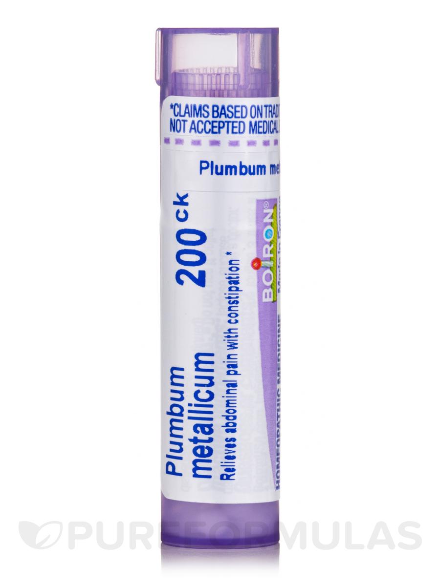 Plumbum Metallicum 200ck