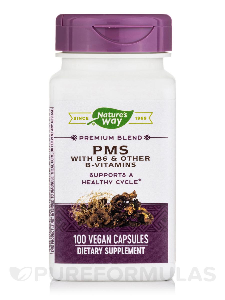 PMS - 100 Capsules