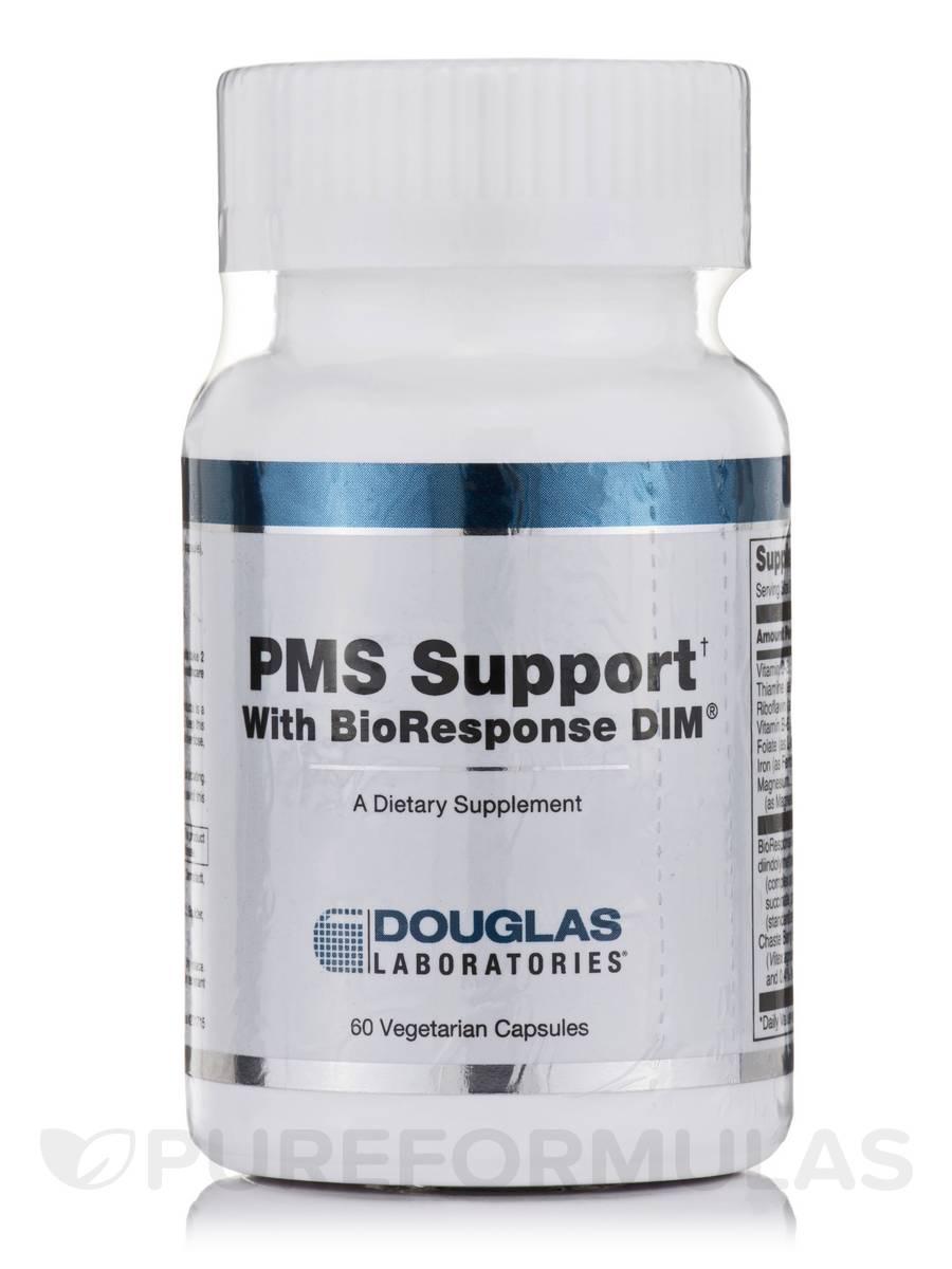 PMS Support with BioResponse DIM - 60 Vegetarian Capsules