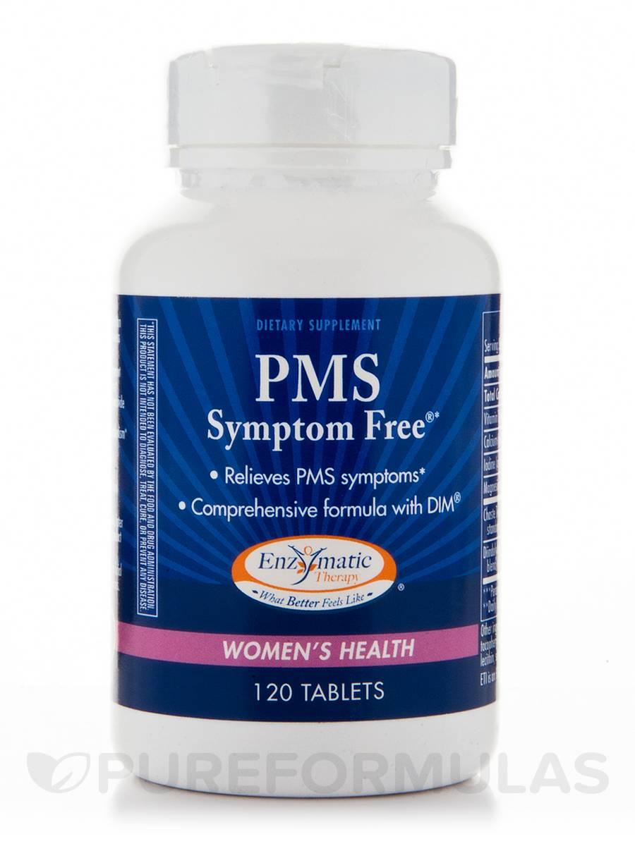 PMS Symptom Free - 120 Tablets