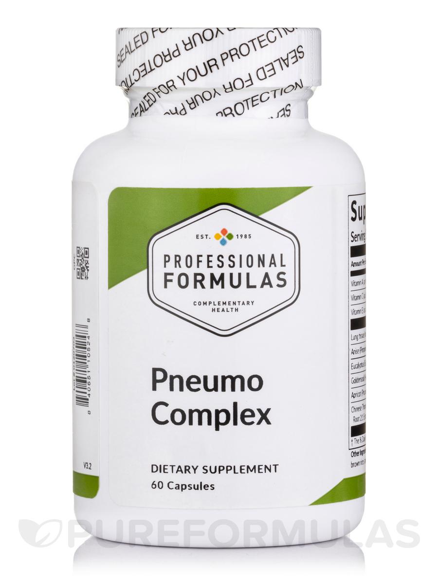 Pneumo Complex - 60 Capsules