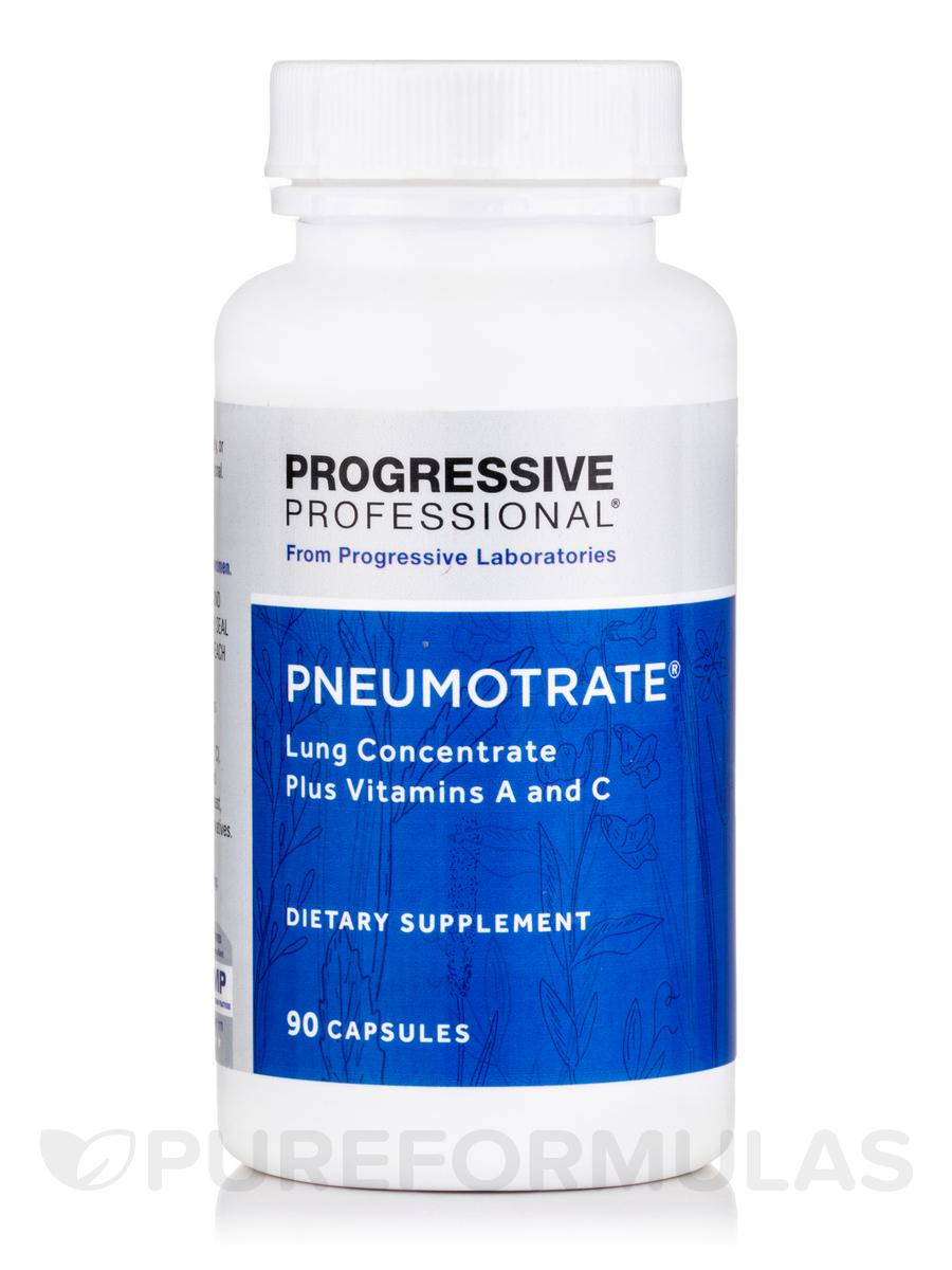 Pneumotrate - 90 Capsules