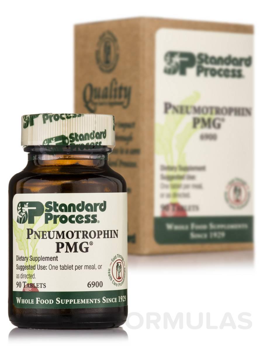 Pneumotrophin PMG® - 90 Tablets
