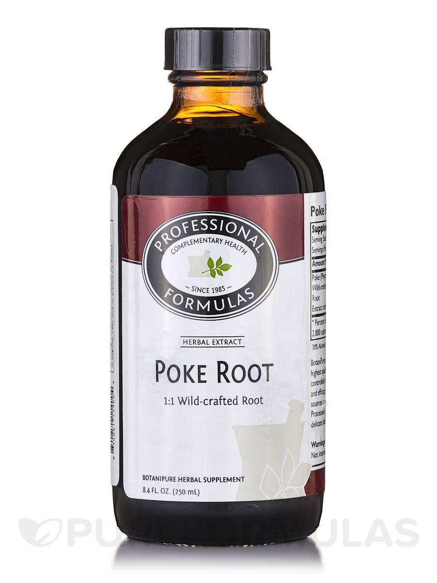 Poke Root (Phytolacca americana) - 8.4 fl. oz (250 ml)