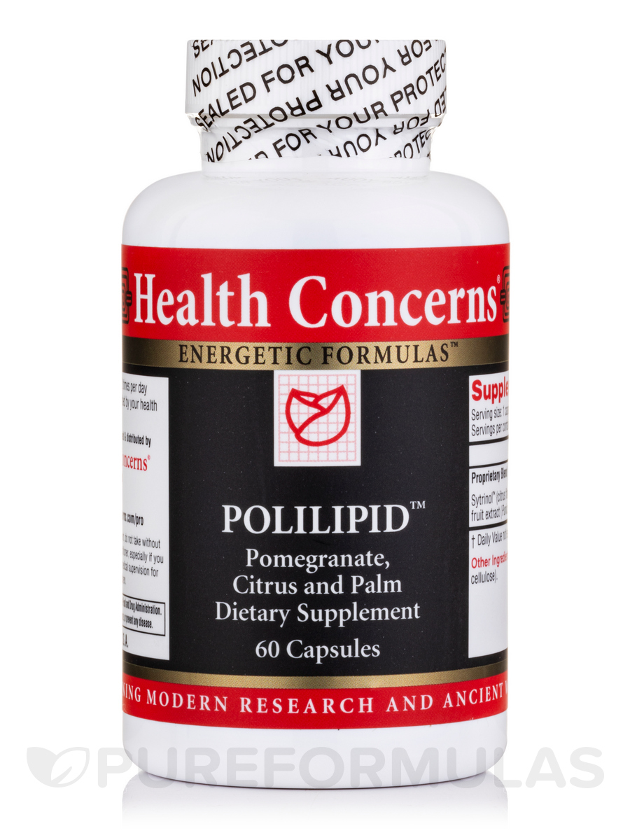 Polilipid - 60 Tablets