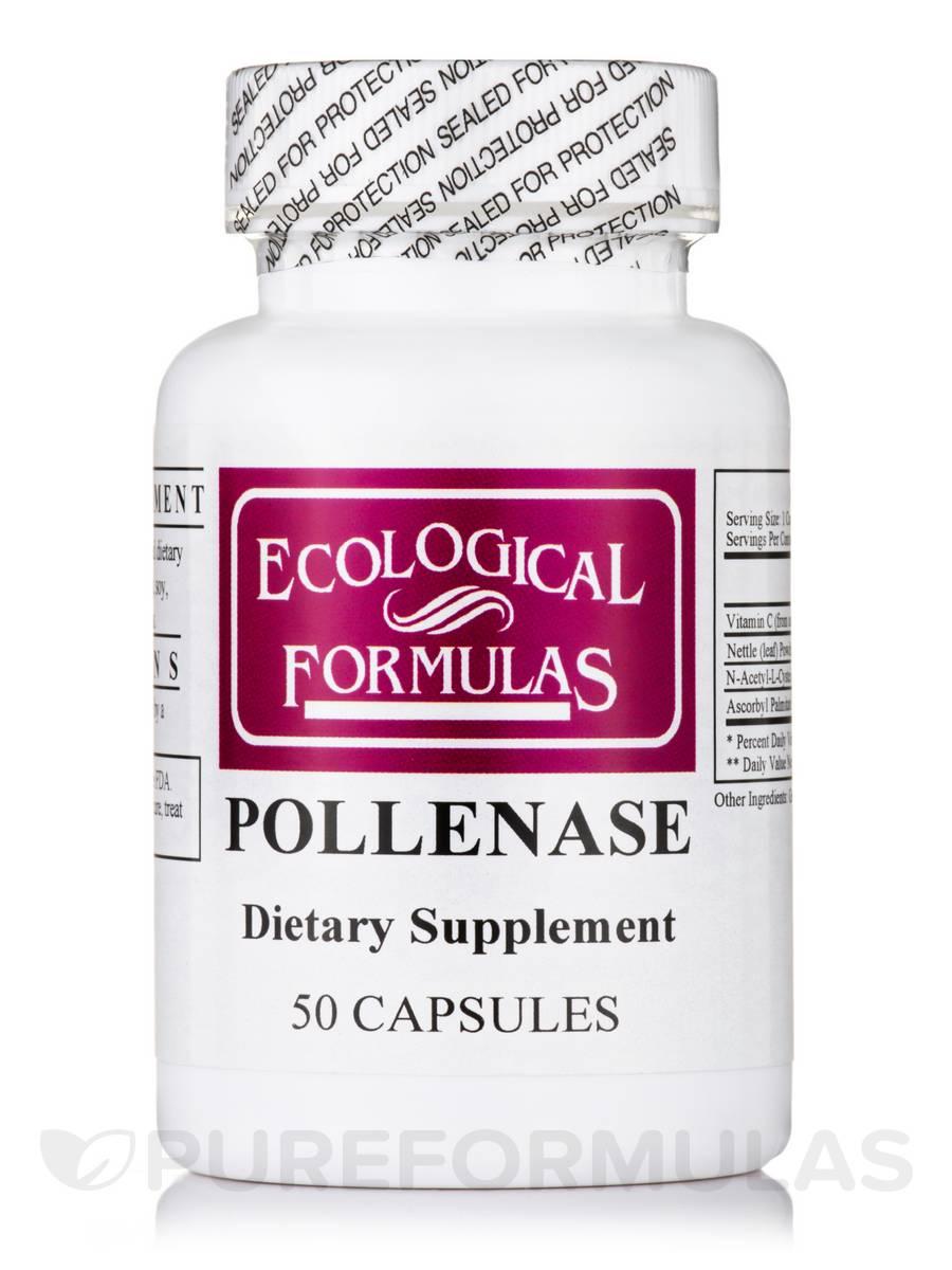 Pollenase - 50 Capsules
